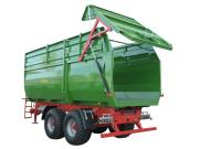 Przyczepa Ciężarowa Rolnicza Skorupowa PRONAR T700 14,4t
