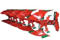 Pług Obracalny Rama 140x140 (rozstaw 100cm) PO Agro-Masz zabezpieczenie Zrywalne