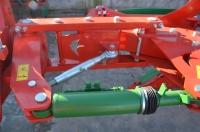 Pług Obracalny Rama 140x140 PO Agro-Masz zabezpieczenie Resorowe
