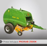 Prasa belująca Z500 PRONAR