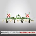 Przetrząsacz pokosów PWP530 PRONAR