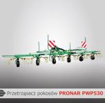 Przetrząsacz pokosów PWP770 PRONAR