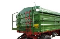Przyczepa rolnicza ciężarowa T672/2 10,4t PRONAR