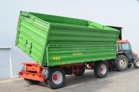 Przyczepa Ciężarowa Rolnicza Dwuosiowa PRONAR T680H 13,1t