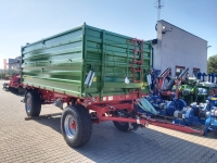 Przyczepa Ciężarowa Rolnicza Dwuosiowa PRONAR T680 13,1t