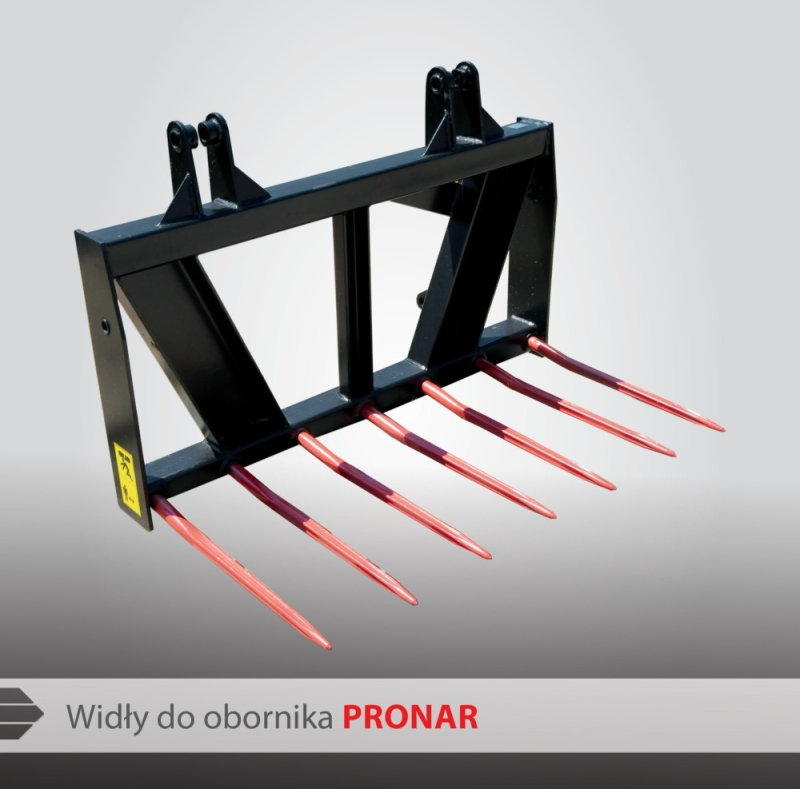 Widły do Obornika i Słomy PRONAR 1,2m 1,4m 1,9m