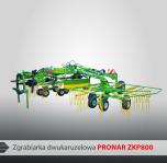 Zgrabiarka karuzelowa ZKP800 PRONAR