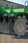 Brona talerzowa kompaktowa zzabezpieczeniem sprężynowym 2,5m 3,0m 3,5m 4,0m BOMET