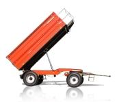 Przyczepa ciężarowa rolnicza T-675/A1 13t URSUS