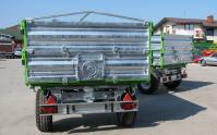 Przyczepa ciężarowa rolnicza T-104/5 9t CynkoMet