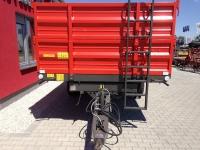 Przyczepa ciężarowa rolnicza T-080 10t URSUS