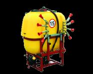 Opryskiwacz polowy zawieszany-sadowniczy   JAR-MET