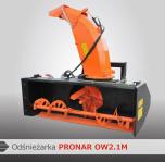 Odśnieżarki PRONAR OW2.1