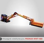 Wysięgnik wielofunkcyjny WWT-480 chłodnica oleju PRONAR Wyprzedaż