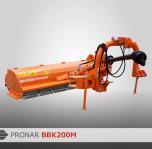 Kosiarki bijakowe tylno-czołowe PRONAR BBK M