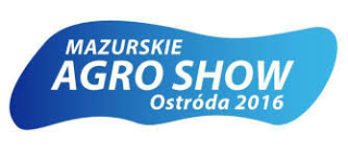 Mazurskie AGRO SHOW Ostróda 13-14.02.2016