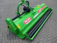 Rozdrabniacz uniwersalny LEOPARD zotwieraną klapą lub zprzesuwem hydraulicznym TALEX
