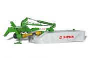 Kosiarka Dyskowa KD 2515 Zawieszenie Centralne SIPMA Promocja