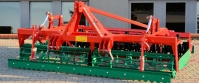 Agregat Uprawowy Ciężki AGRO-MASZ AUC