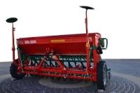 Siewnik zbożowy AGRO-MASZ redlice talerzowe ztalerzem czyszczącym