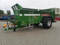 Rozrzutnik Obornika SIPMA RO 800 TAJFUN 8 ton Jednoosiowy