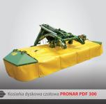 Kosiarka Dyskowa Czołowa PRONAR PDF300 Wyprzedaż