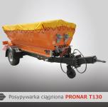Posypywarka piasku T130 PRONAR Wyprzedaż
