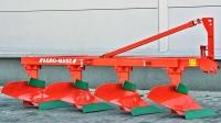 Pług Zagonowy Stała Szerokość Orki 35 40 Zabezpieczenie Zrywalne AGRO-MASZ PZ