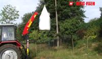 Ładowacz Zawieszany do Nawozów METAL-FACH T466 BIG-BAG