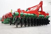 Brona Talerzowa Zabezpieczenie Gumowe AGRO-MASZ TROL