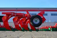 Głębosz Zawieszany Zabezpieczenie Zrywalne AGRO-MASZ DURO V