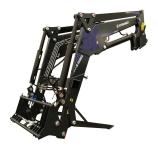 Ładowacz Czołowy Tur Udźwig 1200kg Giżycko HYDRAMET BASIC 1200