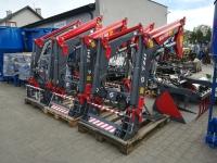 Ładowacz Czołowy Tur METAL-FACH T241 Udźwig 1600KG