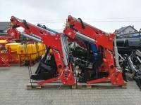 Ładowacz Czołowy Tur Udźwig 1600kg Giżycko HYDRAMET XTREME 1