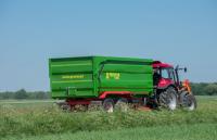 Przyczepa Ciężarowa Rolnicza Skorupowa PRONAR T669XL 15,8t