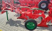 Pług Jednobelkowy Zagonowy Zabezpieczenie Resorowe AGRO-MASZ PJ PJR