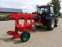 Pług Obracalny Obrotowy Mały Zabezpieczenie Zrywalne AGRO-MASZ POM