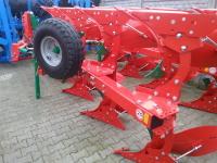 Pług Obracalny Obrotowy Zabezpieczenie Zrywalne Półautomatyczne Rozstaw 100 AGRO-MASZ PO