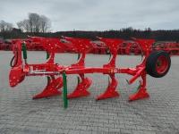 Pług Obracalny Obrotowy Lekki Zabezpieczenie Zrywalne AGRO-MASZ POL