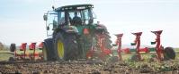 Pług Obracalny Obrotowy Przedni Czołowy Zabezpieczenie Zrywalne Resorowe AGRO-MASZ FRONT