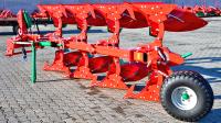 Pług Obracalny Obrotowy Zabezpieczenie Zrywalne VARIO AGRO-MASZ PO POV