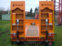Przyczepa Niskopodwoziowa PRONAR PB 3100