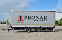 Przyczepa Samochodowa zPlandeką PRONAR PC 2200