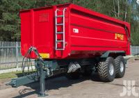 Przyczepa Ciężarowa Rolnicza Skorupowa PRONAR T700XL