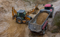 Przyczepa Ciężarowa Budowlana HALFPIPE PRONAR T701HP 16,1T