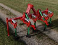 Spulchniacz Gleby Głębosz Zabezpieczenie Sprężynowe AGRO-MASZ DURO LIGHT