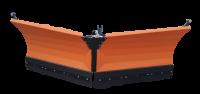 Pług Do Śniegu Spychacz Przedni Mocowanie Tuz Lemiesz Gumowy Giżycko HYDRAMET Typ V