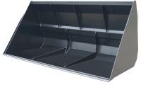 Szufla Objętościowa Łyżka Materiałów Sypkich Teleskopowa Giżycko HYDRAMET XL MAXI