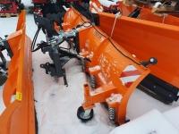 Pług Do Śniegu PSSH-04 INTER-TECH 2,2m 2,6m 3,0m