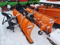 Pług Do Śniegu PSSH-03 INTER-TECH 2,65m 2,95m
